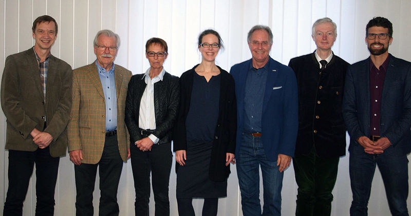 Der Vorstand der LZG